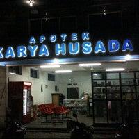 Photo taken at Apotek Karya Husada by anton on 10/20/2012