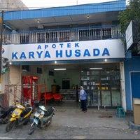 Photo taken at Apotek Karya Husada by anton on 10/21/2012