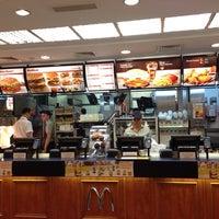 Снимок сделан в McDonald's пользователем Chufella M. 7/12/2013