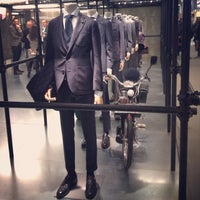 Photo taken at PITTI IMMAGINE UOMO by Antonio L. on 1/9/2014