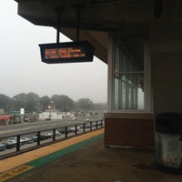 Photo taken at LIRR - Bellmore Station by Miriam R. on 7/1/2013