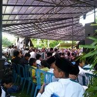 Photo taken at Taman Budaya Mataram by ANANG S. on 5/26/2013