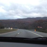 Photo taken at I-75 & US-25W by Kari R. on 11/7/2012