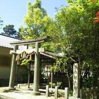 Foto diambil di 宗像神社 oleh Marie M. pada 4/23/2017
