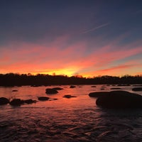Photo taken at Pumphouse Park by RichieRVA on 1/20/2018