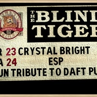 Photo taken at The Blind Tiger by Wayne N. on 8/26/2013