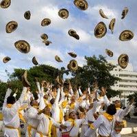 Photo taken at Glorieta de 7 bocas by Rodolfo N. on 4/29/2013