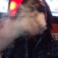 "Photo taken at Statz Sports Lounge & Hookah Bar by ""Ice"" on 3/7/2015"