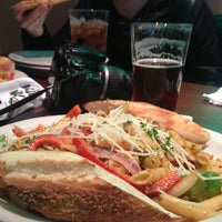 Photo taken at Schmizza Pub & Grub at Tanasbourne by Ben D. on 12/15/2012