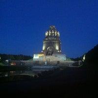 Das Foto wurde bei Völkerschlachtdenkmal von Matti P. am 9/30/2012 aufgenommen