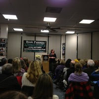Photo taken at Book Passage Bookstore by Peter L. on 1/8/2013