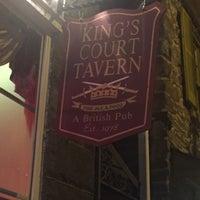 Photo taken at King's Tavern and Wine Bar by Jenn G. on 6/26/2016