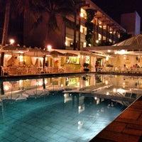 Photo taken at Ubatuba Palace Hotel by Ivo M. on 9/27/2013