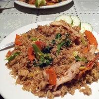 Photo taken at Thai Cuisine II by Jerlene L. on 2/23/2014