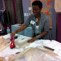 Photo taken at Steve's Sewing, Quilting, Vacuum Appliance by Sassy S. on 9/5/2014