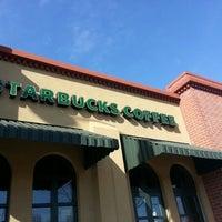 Photo taken at Starbucks by Su B. on 2/10/2013