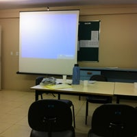 Photo taken at Escola Superior de Ciências da Saúde (ESCS) by Regina on 11/9/2012