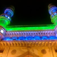 Photo taken at Charminar by Mohammed Imtiaz H. on 11/25/2012