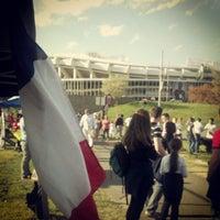 Photo taken at LOT 8 - RFK Stadium by Bmorefrench on 4/13/2013