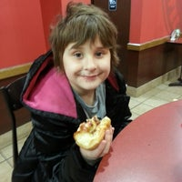 Photo taken at Dunkin Donuts by Crystal F. on 12/18/2013