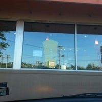 Photo taken at Dunkin Donuts by Crystal F. on 7/29/2013