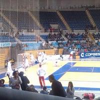 Photo taken at Palacio de los Deportes by Yohanna D. on 12/28/2013