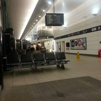Photo taken at Birmingham Coach Station by Sofia C. on 2/8/2013