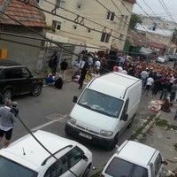 Photo taken at Strada Bogdan Petriceicu Hasdeu by Simona A. on 9/16/2012