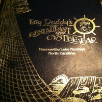 Photo taken at Big Daddy's Of Lake Norman Restaurant & Oyster Bar by Tammy P. on 6/14/2013