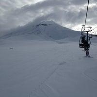 Photo taken at Corralco Mountain & Ski Resort by Arasfer on 6/30/2013