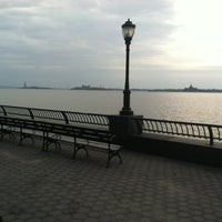 Foto scattata a Battery Park City Esplanade da Scott B. il 1/1/2013