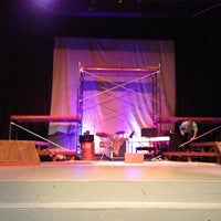 Photo taken at The Grove Theater by Connor S. on 1/19/2013