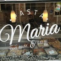 Photo taken at Pasta Maria by Dima B. on 8/8/2013