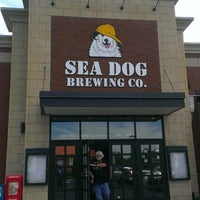 Photo taken at Sea Dog Brewing Company by Geoff S. on 6/20/2013