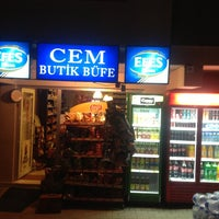 Photo taken at Cem Butik Büfe by Can E. on 4/27/2013