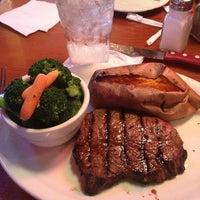 Photo taken at Texas Roadhouse by Jason D. on 2/23/2013