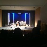 Снимок сделан в Тольяттинская филармония пользователем Andrei P. 1/11/2013