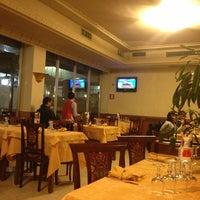 Photo taken at Giardino D'Oriente by Stefano on 1/28/2013