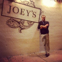 Photo taken at Joey's by Monica Lynne H. on 4/7/2013