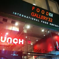 Photo taken at Food Gallery 32 by Maria L. on 12/2/2012
