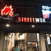 Photo taken at Streetwok by Cuneyd Y. on 7/20/2017