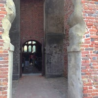 Photo taken at Jamestowne Visitor Center by Leigh-Anne M. on 9/28/2012