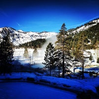 Photo taken at Resort at Squaw Creek by Amy M. on 1/31/2013
