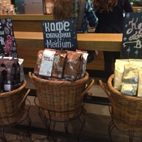 Photo taken at Starbucks by Stasya on 1/24/2015