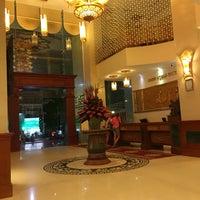 Снимок сделан в Green World Hotel пользователем Stasya 5/18/2017