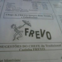 Photo taken at Frevo by Johnny S. on 12/11/2012