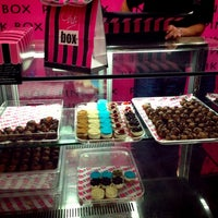 Photo taken at Pink Box by Wesam AlZamil . on 4/24/2013