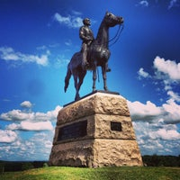Photo taken at Gettysburg National Military Park by Eesha P. on 7/4/2013