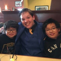 Photo taken at Boston Pizza by Kelly on 6/12/2017