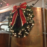 Photo taken at Defiant Brewing Co. by Allison on 12/15/2012